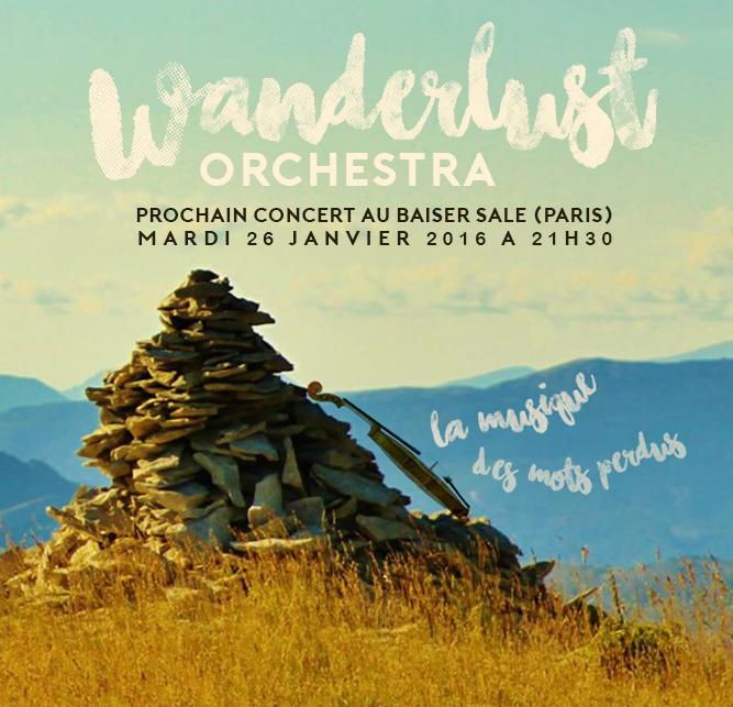 wanderlust 26 janvier