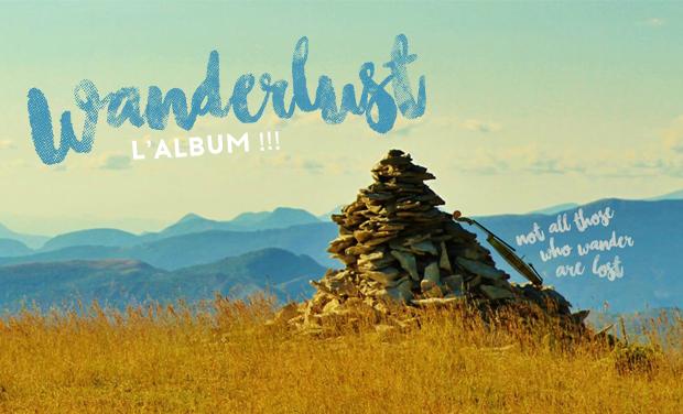 wanderlust l'album