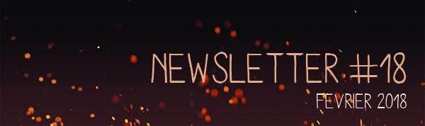 newletter 18 fev