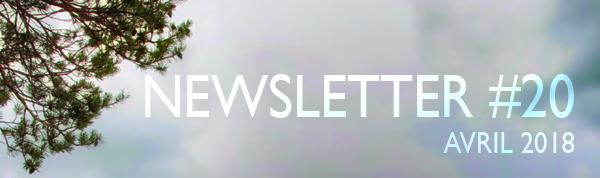 newsletter 20 avr