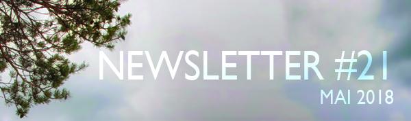 newsletter 21 mai